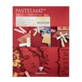 Bloc Pastelmat 360g 24x30cm 12f Pebeo 663588000000 Photo no. 1