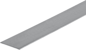 Barra piatta 35.5 x 1.5 mm acciaio zincato alfer 605112300000 N. figura 1