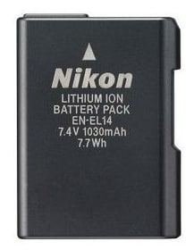 Akku EN-EL14a Nikon 9000000593 Bild Nr. 1