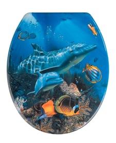 Sedile WC Sea Life WENKO 674039700000 N. figura 1