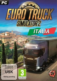 PC - Euro Truck Simulator 2 - Italia D Box 785300130500 N. figura 1