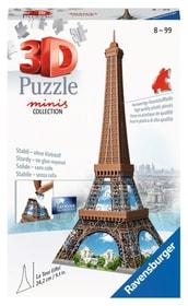 3D Mini Building Torre Eiffe Puzzle Ravensburger 748677100000 N. figura 1