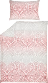 SERAINA Housse de couette satin 451303612533 Couleur Rose Dimensions L: 200.0 cm x H: 210.0 cm Photo no. 1