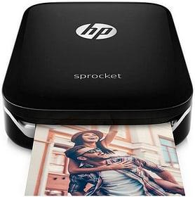 Sprocket Smartphone Drucker schwarz