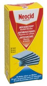 Nachfüll-Plättchen, 30 Stück Insektenbekämpfung Neocid 658423800000 Bild Nr. 1