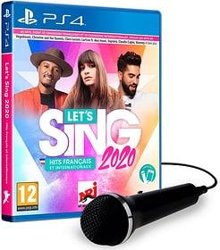 PS4 - Let's Sing 2020 Hits français et internationaux F Box 785300146834 Photo no. 1