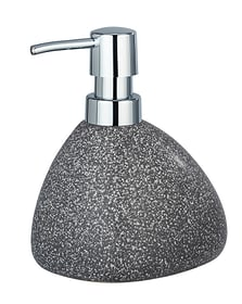 Distributeur de savon Pion en céramique gris WENKO 674073400000 Photo no. 1