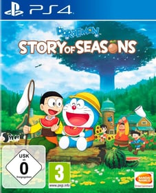 Doraemon Story of Seasons [PS4] (D/F/I) Box 785300152999 Photo no. 1