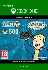 Xbox One - Fallout 76: 500 Atoms Download (ESD) 785300140340 Photo no. 1