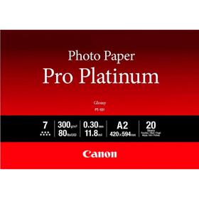 Pro Platinum Photo Paper A2 PT-101 Papier photographique Canon 798533100000 Photo no. 1