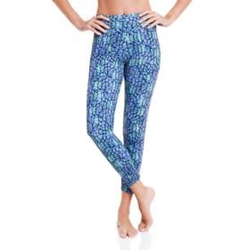 7/8 Eco Legging Blue Caiman Yogaleggings Liquido 468075500393 Grösse S Farbe farbig Bild-Nr. 1