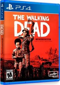 PS4 - Telltale´s The Walking Dead: The Final Season D Box 785300141719 Photo no. 1
