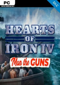 PC - Hearts of Iron IV - Man The Guns Download (ESD) 785300142987 Photo no. 1