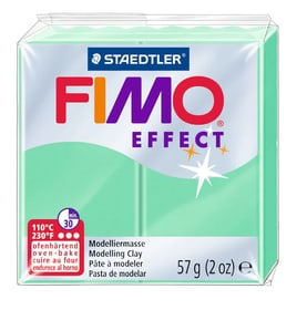 Fimo Soft metallic grün Fimo 666238400000 Bild Nr. 1