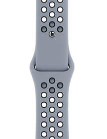 44mm Obsidian Mist/Black Nike Sport Band - Regular Bracelet Apple 785300156968 Photo no. 1
