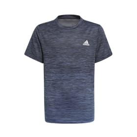 GRADIENT T-SHIRT AEROREADY Fitnessshirt Adidas 466834616440 Grösse 164 Farbe blau Bild-Nr. 1