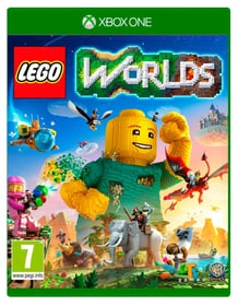 Xbox One - LEGO Worlds Box 785300121529 Photo no. 1