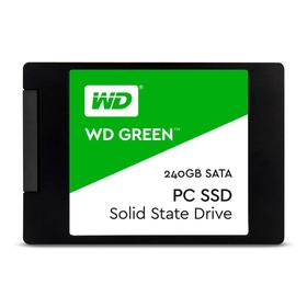"Green PC SSD intern 240GB 2.5"" SSD Intern Western Digital 785300124428 Bild Nr. 1"