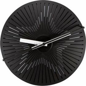 Horloge murale Kinegram Star Noir / Nous Horologe murale NexTime 785300140022 Photo no. 1
