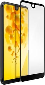 Display-Schutzglas Printed Black Frame transparent Displayschutz Wiko 785300140715 Bild Nr. 1