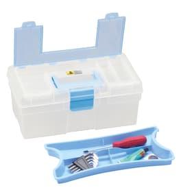 Aufbewahrungskoffer, McPlus Clear, PP allit 603787200000 Bild Nr. 1