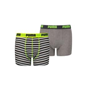 2er Pack Boxer Boxershorts Puma 466856016480 Grösse 164 Farbe grau Bild-Nr. 1