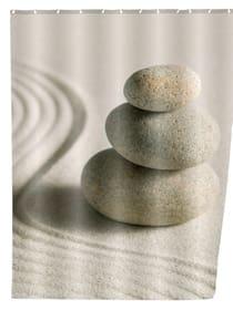 Duschvorhang Sand and Stone WENKO 674007300000 Bild Nr. 1