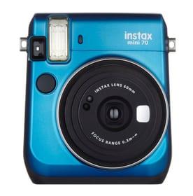 Instax Mini 70 Sofortbildkamera blau