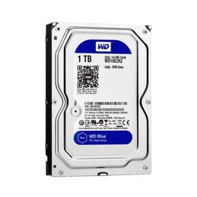 "Blue 1To SATA 3.5"" 5400 Disque Dur Interne HDD Western Digital 785300126641 Photo no. 1"