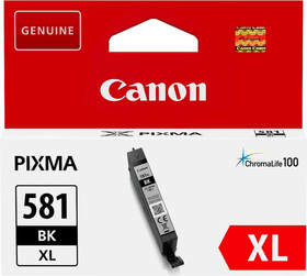 CLI-581XL nero Cartuccia d'inchiostro Canon 798542300000 N. figura 1