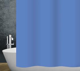 Duschvorhang blau diaqua 674082700000 Farbe Blau Grösse 240 X 180 CM Bild Nr. 1