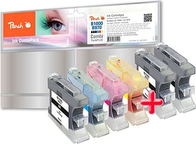 Combi PackPLUS cartouches d'encre pour LC-1000XL/970XL