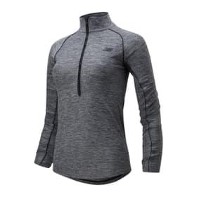 Transform 1/2 Zip Damen-Pullover New Balance 470422000320 Farbe schwarz Grösse S Bild-Nr. 1