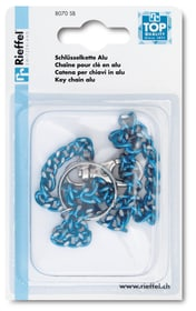 Schlüsselkette Schlüsselanhänger Rieffel 605607400000 Bild Nr. 1