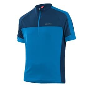 PACE Maillot à manches courtes pour homme Löffler 461390205042 Taille 50 Couleur bleu azur Photo no. 1