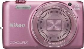 Nikon Coolpix S6800, Rose vif Nikon 95110024395514 Photo n°. 1