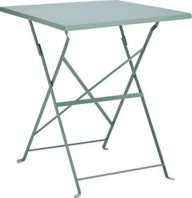 PAGAN Table pilante 408005700062 Dimensions L: 60.0 cm x P: 60.0 cm x H: 70.0 cm Couleur Vert moyen Photo no. 1