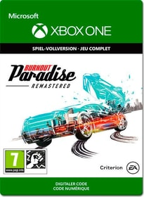Xbox One - Burnout Paradise - Remastered Download (ESD) 785300139761 Photo no. 1