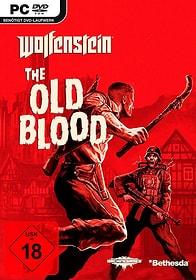 PC - Wolfenstein: The Old Blood D Box 785300141939 Photo no. 1
