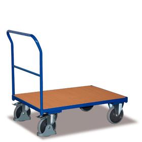 VARIOFIT Plattformwagen 400 kg Transporthelfer 601479900000 Bild Nr. 1