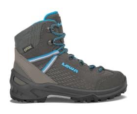 Ledro GTX Mid Chaussures de randonnée pour enfant Lowa 465529839086 Couleur antracite Taille 39 Photo no. 1