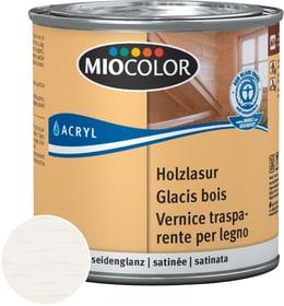 Acryl Holzlasur Kalkweiss 375 ml Miocolor 676775800000 Farbe Kalkweiss Inhalt 375.0 ml Bild Nr. 1