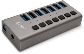 USB 3.0 7port + Power Adapter 36 W Charging Hub i-Tec 785300147261 Photo no. 1