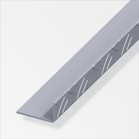 Riffelwinkel-Profil ungleichschenklig 29.5 x 53.6 mm blank 1 m alfer 605124900000 Bild Nr. 1