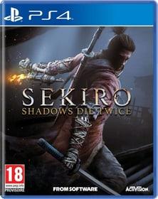 PS4 - Sekiro: Shadows Die Twice Box 785300141218 Langue Français Plate-forme Sony PlayStation 4 Photo no. 1