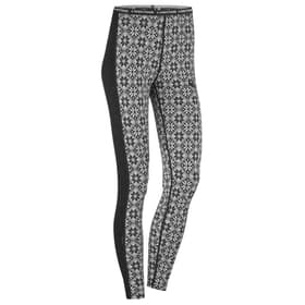 Rose Damen-Unterhose lang Kari Traa 477098500520 Grösse L Farbe schwarz Bild-Nr. 1