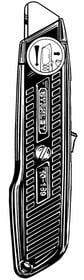 Couteau 99E Cuttermesser Stanley 602772400000 Photo no. 1