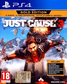 PS4 - Just Cause 3 Gold Edition