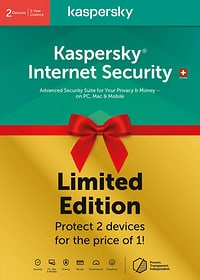 Internet Security 2020 Limited Edition (2 PC, 1Y) [PC/Mac/Android] (D/F/I) Physisch (Box) Kaspersky 785300147852 Bild Nr. 1