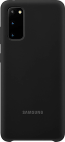 Silicone Hard-Cover Noire Coque Samsung 798656600000 Photo no. 1